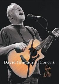 Cover David Gilmour - David Gilmour - In Concert [DVD]